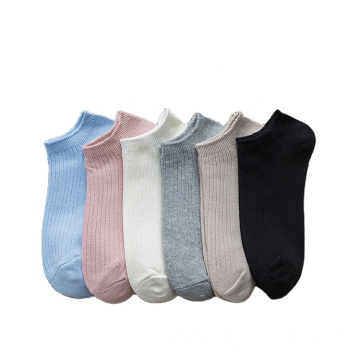 10pairs low cute women ankle length cotton socks